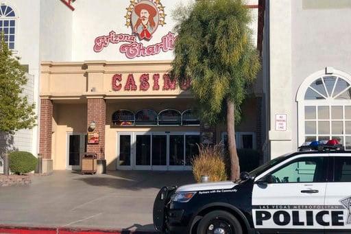 2 Las Vegas security guards fatally shot in hotel-casino