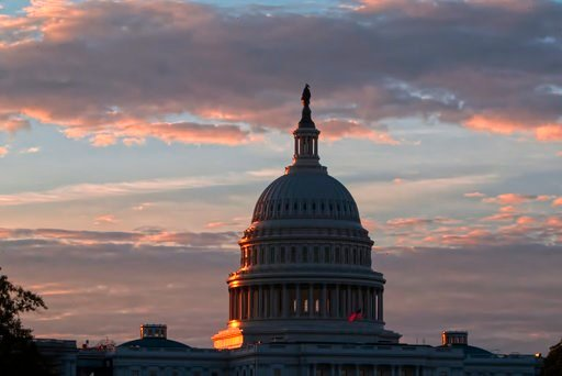 (AP Photo/J. Scott Applewhite, File). FILE - In this June 20, 2017, file photo, the U.S. Capitol in Washington, at sunrise. There'll be two new faces in the Senate and plenty of familiar but stubborn problems facing Congress in 2018, starting with a Ja...