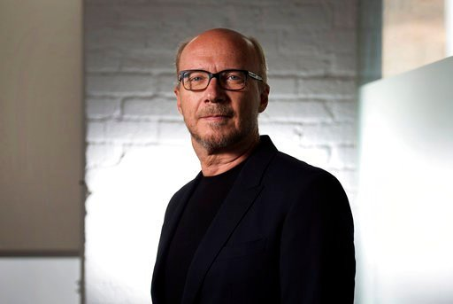 (AP Photo/The Canadian Press, Darren Calabrese, File). FILE - In this Sept. 6, 204 file photo, director Paul Haggis poses for a photo in Toronto during the 2014 Toronto International Film Festival. A December 2017 civil lawsuit charging the Oscar-winni...