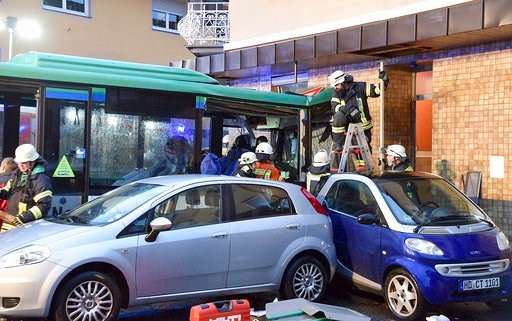 48 injured, mostly children, in German school bus accident - | WBTV Charlotte