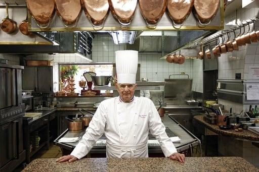 Paul Bocuse, globe-trotting master of French cuisine, dies - | WBTV Charlotte