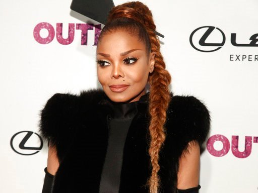 (Photo by Andy Kropa/Invision/AP, File). FILE - In this Nov. 9, 2017, file photo, Janet Jackson attends the 22nd Annual OUT100 Celebration Gala at the Altman Building in New York. Jackson wants to make it crystal clear: She will not be joining Justin T...