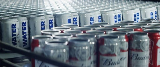 (Budweiser via AP). This photo provided by Budweiser shows a scene from the company's Super Bowl spot. For the 2018 Super Bowl, marketers are paying more than $5 million per 30-second spot to capture the attention of more than 110 million viewers.