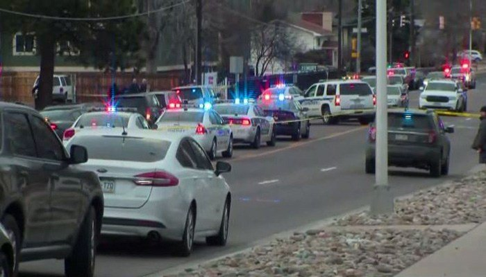 Authorities in Colorado say a deputy has died after being shot while investigating a stolen vehicle. (Source: KKTV/CNN)