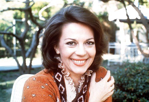 "(AP Photo/File). CORRECTS DATE OF PHOTO TO JAN. 17, 1979 - FILE - This Jan. 17, 1979 file photo shows actress Natalie Wood. Investigators are now calling 87-year-old actor Robert Wagner a ""person of interest"" in the 1981 death of his wife Natalie Wood...."