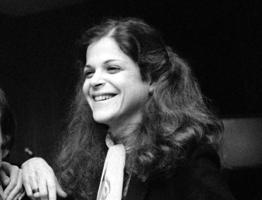 """(AP Photo/Ron Frehm, File). FILE - In this Dec. 1, 1977 file photo, comedian Gilda Radner appears on the set of """"Saturday Night Live,"""" in New York. A documentary about the comedian will kick off the 17th Tribeca Film Festival.The New York festival anno..."""
