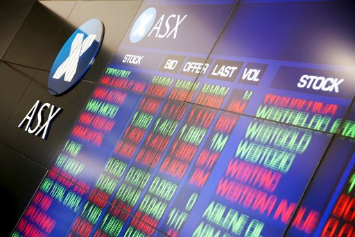 (AP Photo/Rick Rycroft). A display board at the Australian Stock Exchange changes listings in Sydney, Wednesday, Feb. 7, 2018. Major indexes in Asia and Europe Tuesday took steep losses and U.S. markets started sharply lower, only to repeatedly change ...