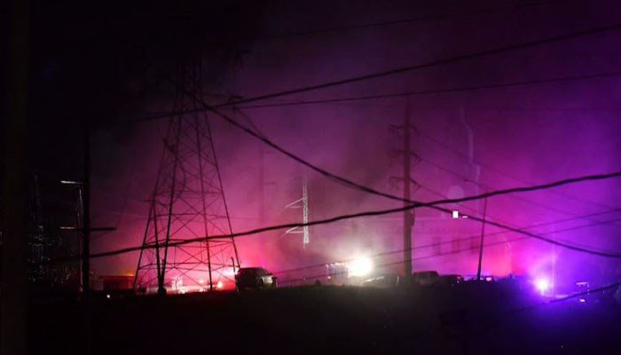The blackout comes as more than 400,000 power customers remain in the dark more than five months after Hurricane Maria. (Source: NotiCel/CNN)