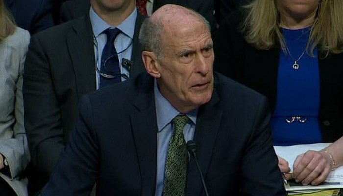 National Intelligence Director Dan Coats was blunt Tuesday in an intelligence hearing, saying that entities such as Russia will likely target the 2018 midterms for cyber warfare. (Source: CNN)