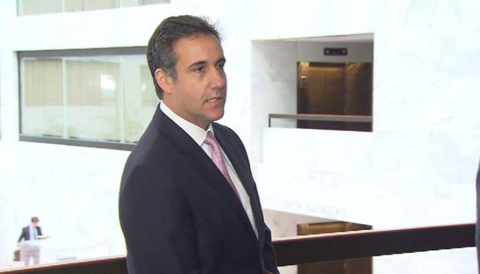 The Wall Street Journal reported in January that Cohen had arranged the payment in October 2016 to keep the actressfrom publicly discussing an alleged sexual encounter with President Trump. (Source: CNN)