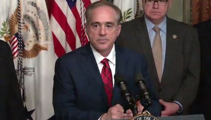 A department spokesman said Shulkin doesn't travel often and takes no private jets. (Source: CNN)