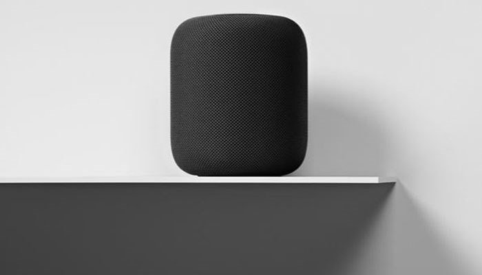 Apple's new HomePod was released on Feb. 9 (Source: Apple Newsroom)
