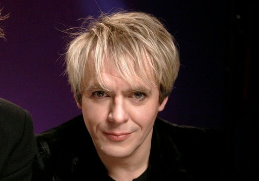 (AP Photo/Jeff Christensen, File). FILE - This March 30, 2011 file photo shows Nick Rhodes of the band Duran Duran in New York.  Rhodes takes his Oscar predictions seriously _ so much so that he has been putting them on the band's website for about a d...