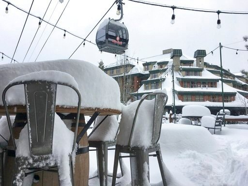 California winter storm, avalanche leave 1 dead, 2 injured - | WBTV Charlotte