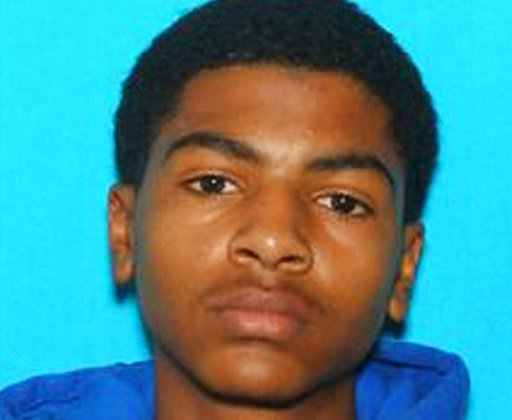 (Courtesy of Central Michigan University via AP). This undated photo provided by Central Michigan University shows James Eric Davis Jr., who police identified as the shooting suspect at a Central Michigan University residence hall on Friday, March 2, 2...