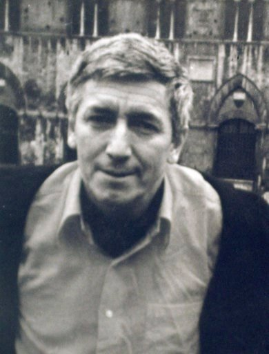 (AP Photo/Dimitar Deinov, File). FILE - Undated file photo of Bulgarian dissident Georgi Markov. Bulgarian dissident working for the BBC, Markov died in September 1978, four days after he was jabbed in the thigh with a poison-tipped umbrella while wait...