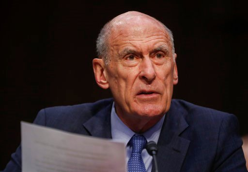 (AP Photo/Pablo Martinez Monsivais). Director of National Intelligence Dan Coats testifies before the Senate Armed Services Committee on Capitol Hill in Washington, Tuesday, March 6, 2018.