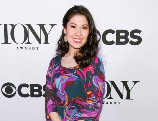 (Photo by Andy Kropa/Invision/AP, File). FILE - In this April 29, 2015 file photo, Ruthie Ann Miles attends the 2015 Tony Awards Meet The Nominees Press Junket in New York.  Miles was injured and her 4-year-old daughter Abigail was killed along with a ...
