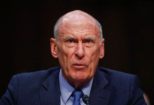 (AP Photo/Pablo Martinez Monsivais). Director of National Intelligence Dan Coats testify before the Senate Armed Services Committee on Capitol Hill in Washington, Tuesday, March 6, 2018.