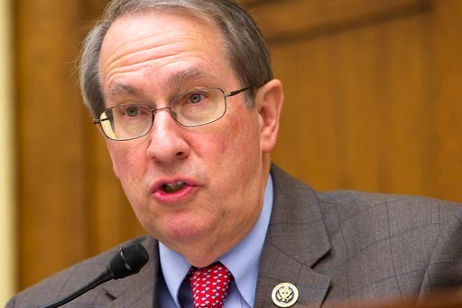 (AP Photo/Jacquelyn Martin, File). FILE - In this Nov. 19, 2015, file photo, House Judiciary Committee Chairman Rep. Robert Goodlatte, R-Va. speaks on Capitol Hill in Washington. Goodlatte and Rep. Trey Gowdy, R-S.C., are calling for a new special coun...