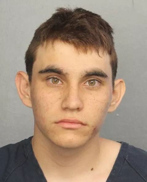 Nikolas Cruz is in Broward County, FL, jail, accused of the deadly school shooting in Parkland, FL. (Source: Broward County Sheriff)