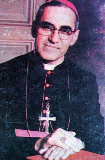 (AP Photo, File). FILE - This undated file photo shows Archbishop Oscar Arnulfo Romero, who was gunned down while giving Mass in a San Salvador church on March 24, 1980. Pope Francis has cleared the way for slain Salvadoran Archbishop Oscar Romero to b...
