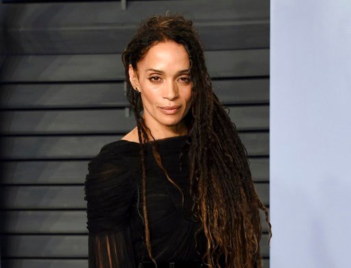 (Photo by Evan Agostini/Invision/AP, File). FILE - In this March 4, 2018 file photo, Lisa Bonet arrives at the Vanity Fair Oscar Party in Beverly Hills, Calif. Bonet has broken her silence about her former TV father Bill Cosby, saying she isn't surpris...