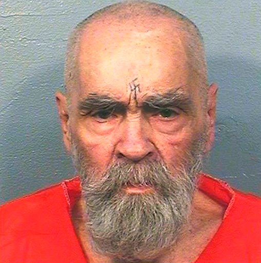 (California Department of Corrections and Rehabilitation via AP, File). FILE - This Aug. 14, 2017, file photo provided by the California Department of Corrections and Rehabilitation shows Charles Manson. A Kern County Superior Court commissioner ruled ...