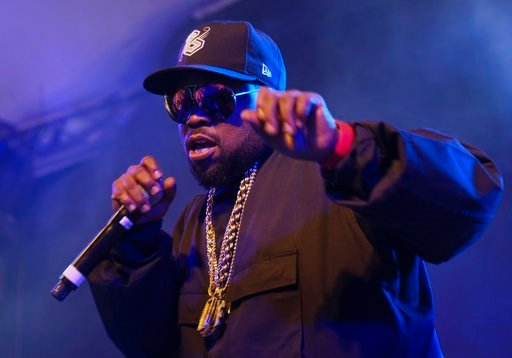 "(Photo by Jack Plunkett/Invision/AP, File). FILE - In this March 15, 2016 file photo, Big Boi performs at the South by Southwest Interactive Festival in Austin, Texas. The rapper has already landed a recurring role on ""The Quad"" and is in the process o..."