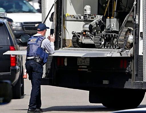Mom: Austin bomber's black roommate held until suspect found - | WBTV Charlotte