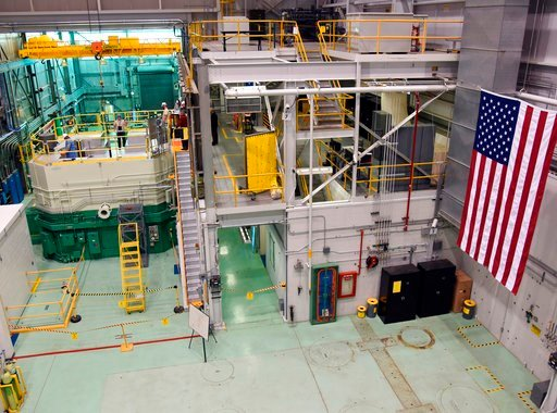 (Chris Morgan/Idaho National Laboratory via AP, File). FILE - This Nov. 14, 2017, file photo, provided by the Idaho National Laboratory shows the Idaho National Laboratory Transient Reactor Test Facility in Idaho Falls, Idaho. Federal officials say the...