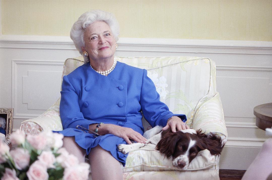 Spokesman: Former first lady Barbara Bush in failing health - | WBTV Charlotte