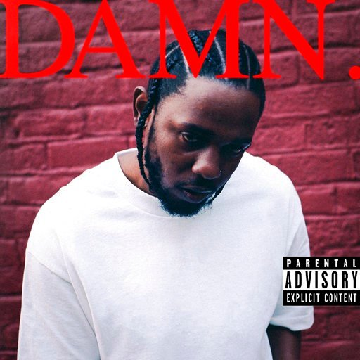 """(Interscope Records via AP). This cover image released by Interscope Records shows """"Damn."""" by Kendrick Lamar. On Monday, April 16, 2018, Lamar won the Pulitzer Prize for music for his album."""