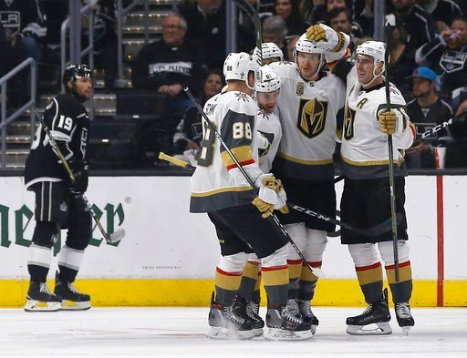 Stations offering club members a free sports book wager on Golden Knights