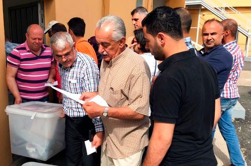 Lebanon Holds General Election for First Time in Nine Years
