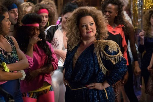 """(Hopper Stone/Warner Bros. Pictures via AP). This image released by Warner Bros. Pictures shows Melissa McCarthy in a scene from """"Life of the Party."""""""