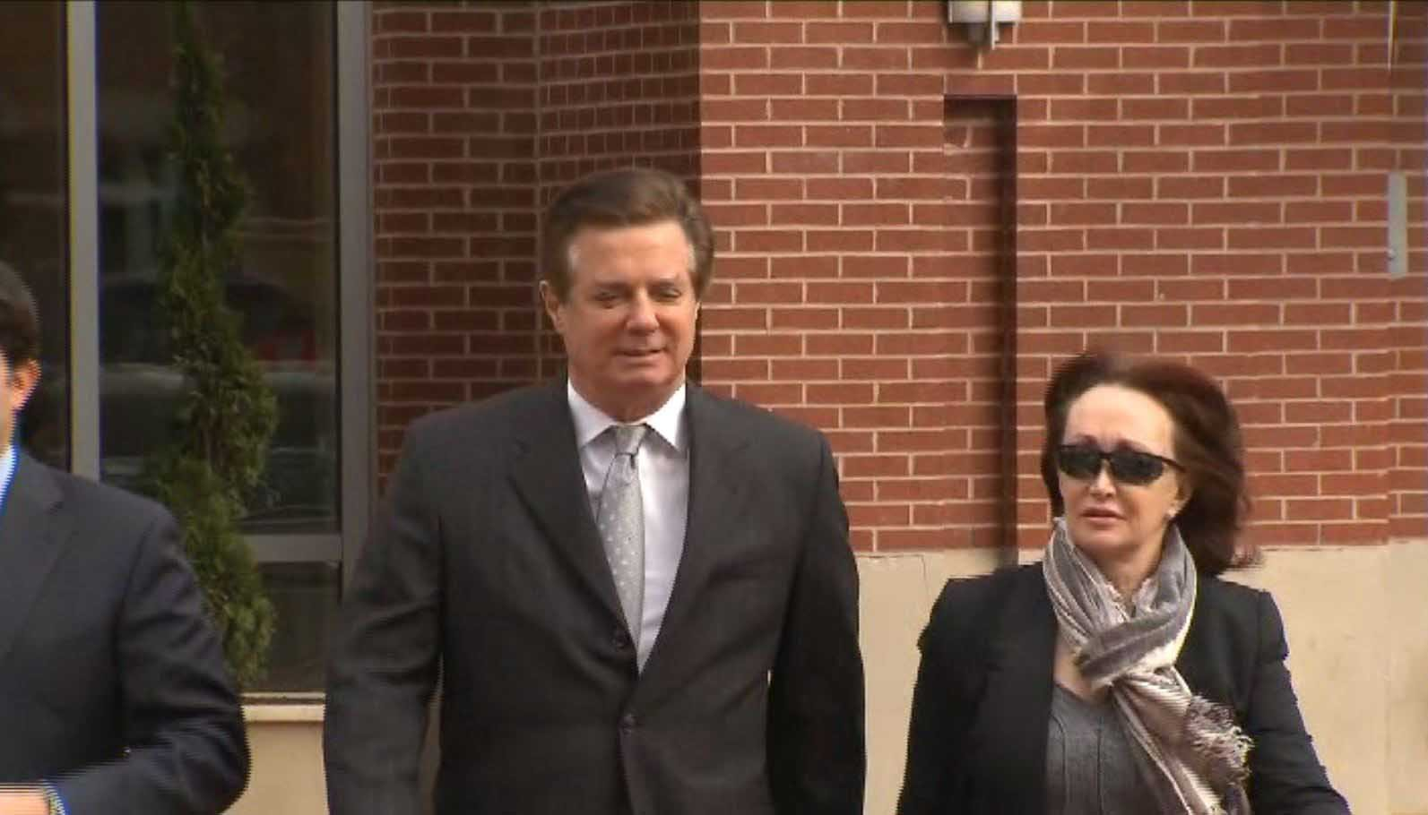 A federal judge rejected former Trump campaign chairman Paul Manafort's request to dismiss the criminal case against him. (Source: CNN)