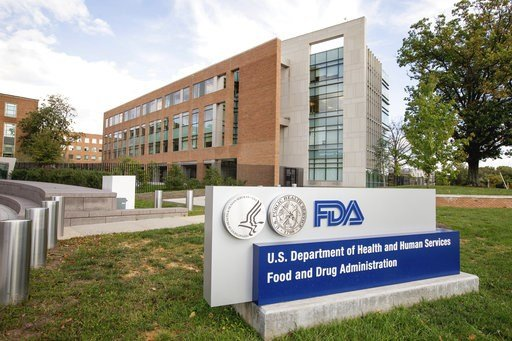 "(AP Photo/Andrew Harnik, File). FILE- In this Oct. 14, 2015, the Food & Drug Administration (FDA) campus in Silver Spring, Md. U.S. drug regulators are publicizing information on brand-name drugmakers that use what government officials call ""gaming..."