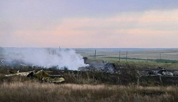 The passenger jet was headed from Amsterdam to Kuala Lumpur, Malaysia, when it was was blown out of the sky over eastern Ukraine on July 17, 2014. All 298 passengers and crew were killed. (Source: CNN)