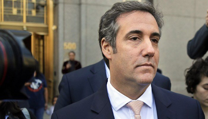 Michael Cohen, President Donald Trump's personal lawyer, is searching for a new legal team to represent him in an FBI investigation of his business dealings. (Source: Seth Wenig/AP)