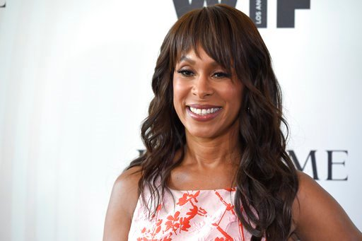 (Photo by Chris Pizzello/Invision/AP). ABC President Channing Dungey arrives at the Women In Film Crystal and Lucy Awards at the Beverly Hilton Hotel on Wednesday, June 13, 2018, in Beverly Hills, Calif.