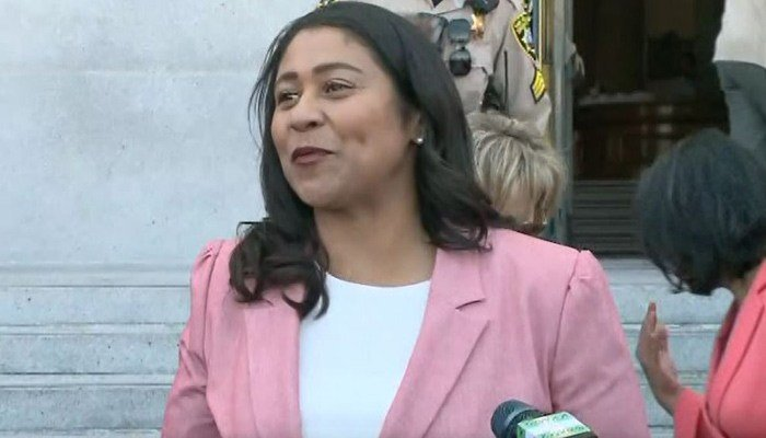 San Francisco Supervisor London Breed emerged victorious Wednesday to become the city's first African-American woman mayor after narrowly defeating a rival who was seeking to become the first openly gay man in the position. (Source: KPIX/CNN)