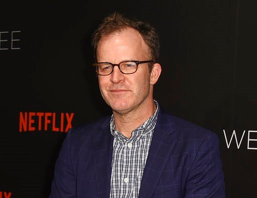 "(Photo by Jordan Strauss/Invision/AP, File). FILE - In this June 2, 2017 file photo, Tom McCarthy arrives at the ""13 Reasons Why"" FYC Event in Beverly Hills, Calif. McCarthy is in negotiations to direct a film based on the seven-episode podcast ""S-Town."""