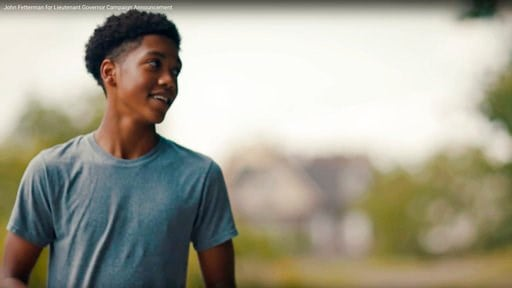 (John Fetterman for Lieutenant Governor via AP, File). FILE – This undated file photo of a frame from video provided by the John Fetterman for Lieutenant Governor campaign shows Antwon Rose Jr. in a campaign announcement. The fatal police shooting of R...