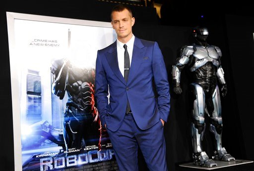 "(Photo by Chris Pizzello/Invision/AP, File). FILE - In this Feb. 10, 2014 file photo, actor Joel Kinnaman appears at the premiere of ""Robocop"" in Los Angeles. MGM is developing the sequel ""RoboCop Returns"" with ""District 9"" and ""Elysium"" filmmaker Neil..."