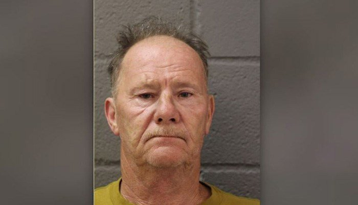 Timothy Trybus, 62, of Des Plaines now is charged with two felony counts of committing a hate crime. (Source: CNN)