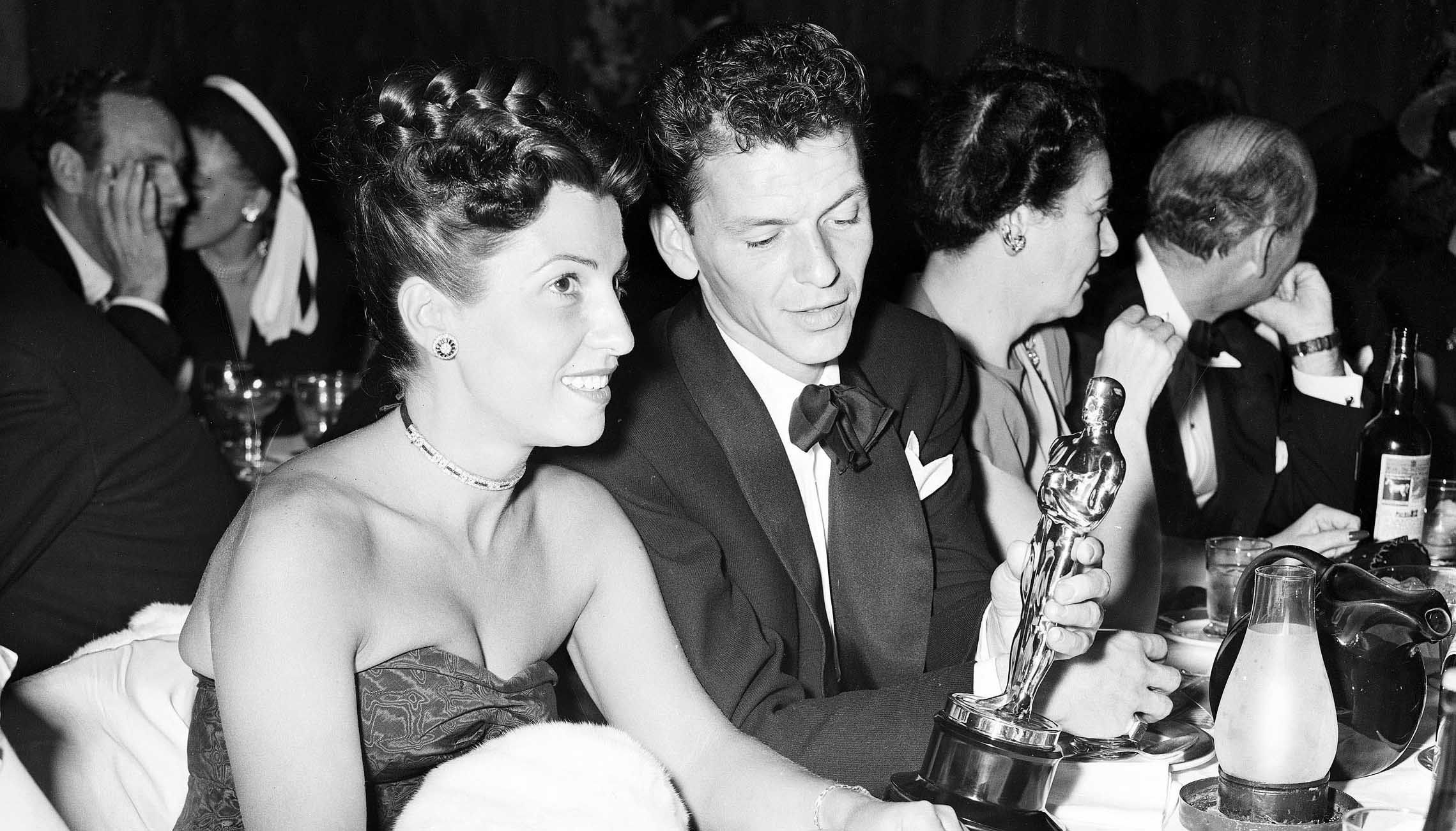 Nancy Sinatra Sr., childhood sweetheart and first wife of Frank Sinatra, has died at 101. (AP Photo/File)