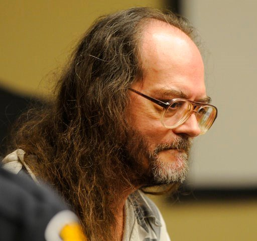 (Michael Patrick/The Knoxville News Sentinel via AP, File). In this Aug. 16, 2010, file photo, Billy Ray Irick, on death row for raping and killing a 7-year-old girl in 1985, appears in a Knox County criminal courtroom in Knoxville, Tenn.
