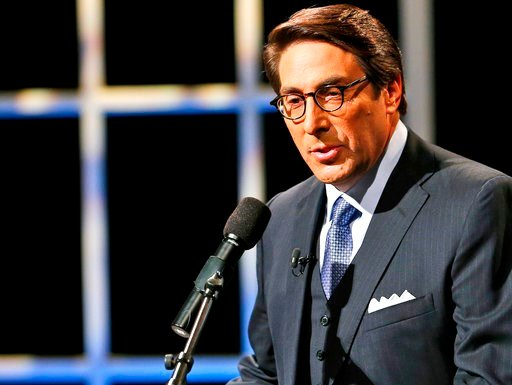 (AP Photo/Steve Helber, File). In this Oct. 23, 2015, file photo, Jay Sekulow speaks at Regent University in Virginia Beach, Va.