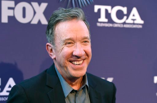 """(Photo by Chris Pizzello/Invision/AP). Tim Allen, a cast member in the television series """"Last Man Standing,"""" poses at the FOX Summer TCA All-Star Party at Soho House West Hollywood, Thursday, Aug. 2, 2018, in West Hollywood, Calif."""